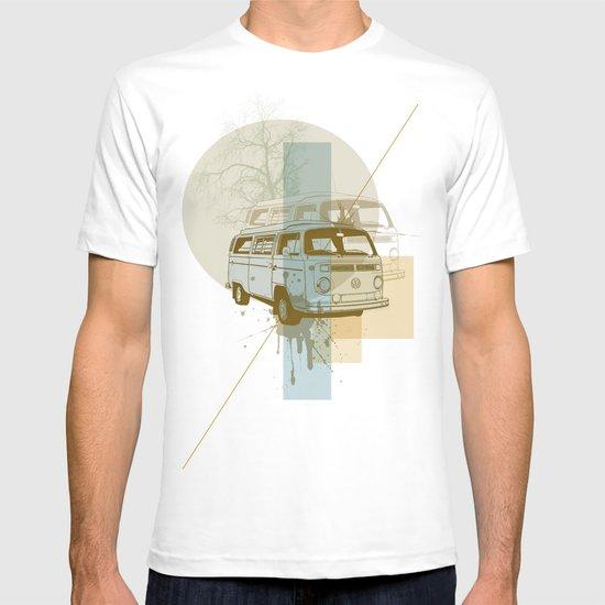 Camioneta T-shirt