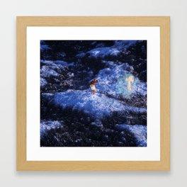 TOT em Framed Art Print