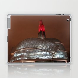 Canadian Museum For Human Rights Laptop & iPad Skin