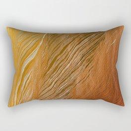 Pixel Sorting 51 Rectangular Pillow