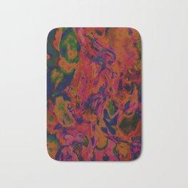 Color Theory Bath Mat