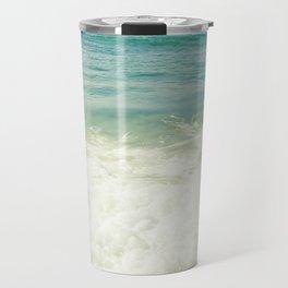 Ocean Beach Love Kapalua Blue Maui Hawaii Travel Mug