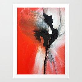 The Value of Breath Art Print
