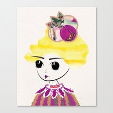 Duchess Canvas Print
