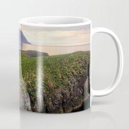 Landscape in Eastern Iceland Coffee Mug