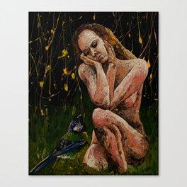 quieten pavor nocturnus remix Canvas Print