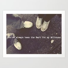 Cool Kids Art Print