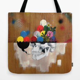 Jelly Full Of Head Tote Bag