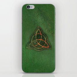 Book of Shadows iPhone Skin