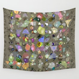 Candies from Strangers Wall Tapestry