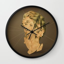 Fortuna laechelt Wall Clock