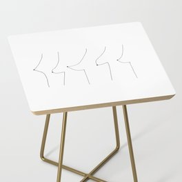Perky Saggy Side Table