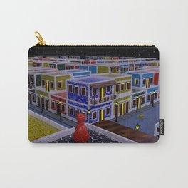 Vejigante City Carry-All Pouch