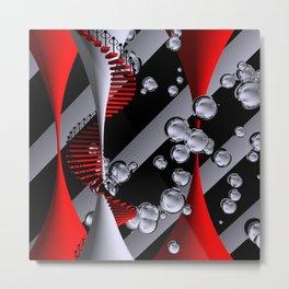 a way upstairs Metal Print