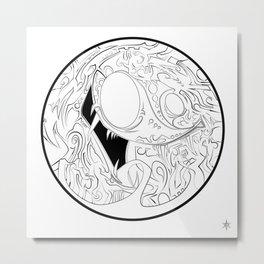 Chupacabra .5 Metal Print