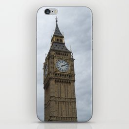 Elizabeth Tower (Big Ben Clock Tower) iPhone Skin