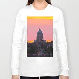 brussels (3) Long Sleeve T-shirt