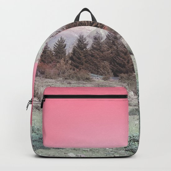 Pastel vibes 20 Backpack