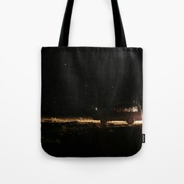 WE WENT TO THE SPACE Tote Bag