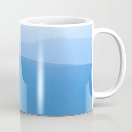 Blue Smoky Mountains Coffee Mug