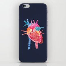 Be Still My Heart iPhone & iPod Skin