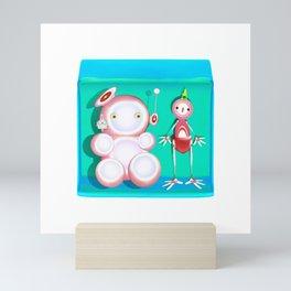 RoBo Mini Art Print