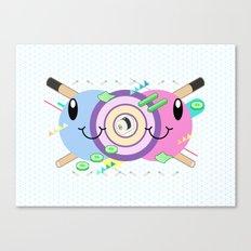 Tasty Visuals - Maki Zushi Canvas Print