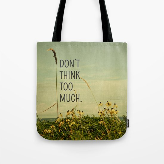Travel Like A Bird Without a Care Tote Bag