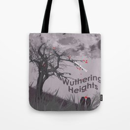 Wurthering Heights Tote Bag