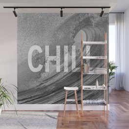 Chill Waves Wall Mural
