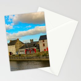 Kilkenny Ireland skyline Stationery Cards