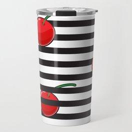 Cherry season Travel Mug