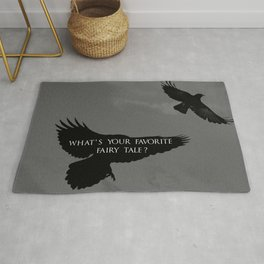 What's your favorite fairy tale? Rug