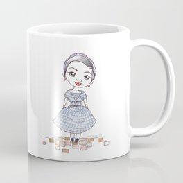 Vintage Gal ~ Nora Finds Coffee Mug