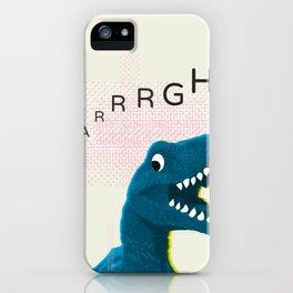 Dinosaur Run! iPhone Case