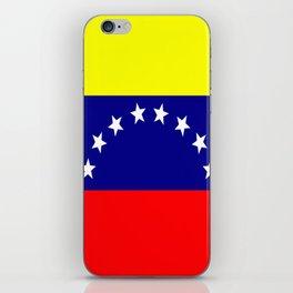 Flag of Venezuela iPhone Skin