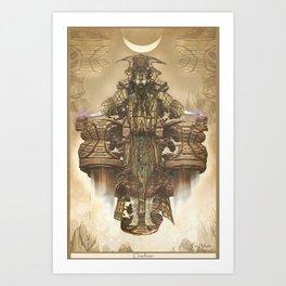 chieftain Art Print