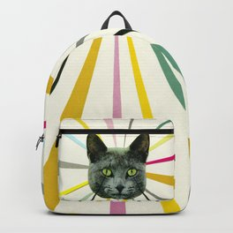 Cat's Eyes Backpack