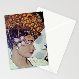 Pisces Queen Stationery Cards