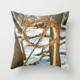 Shoot with Cameras Throw Pillow