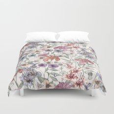 Magical Floral  Duvet Cover