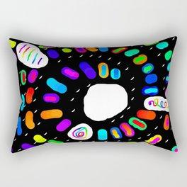 Circular 28 Rectangular Pillow