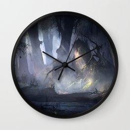 Beyond Immagination Wall Clock