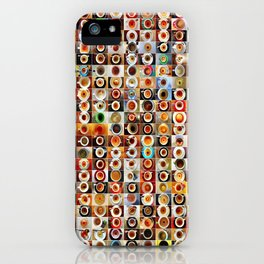 2013 in Empty Coffee Cups iPhone Case