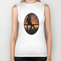 tame impala Biker Tanks featuring Impala by Armellin