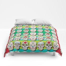 Calaveras Comforters