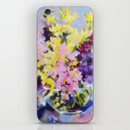 Beautiful Bouquet iPhone Skin