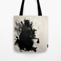viking Tote Bags featuring Viking by Nicklas Gustafsson