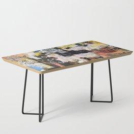 Basquiat World Coffee Table