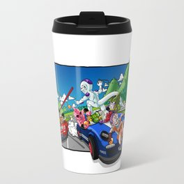 Dragon Car Travel Mug